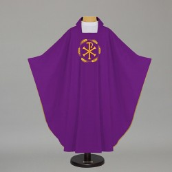 Gothic Chasuble 4423 - Purple