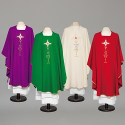 Gothic Chasuble 8873 - Purple