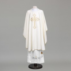 Gothic Chasuble 8892 - Cream