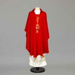 Gothic Chasuble 8944 - Red