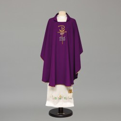 Gothic Chasuble 8946 - Purple