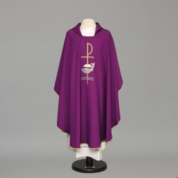 Gothic Chasuble 8951 - Purple