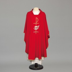 Gothic Chasuble 8952 - Red