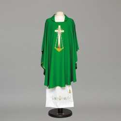 Gothic Chasuble 8959 - Green
