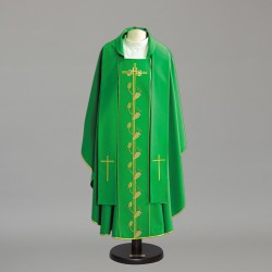 Gothic Chasuble 8968 - Green
