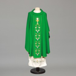 Gothic Chasuble 8969 - Green