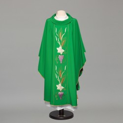 Gothic Chasuble 8983 - Green