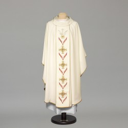 Gothic Chasuble 8994 - Cream