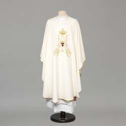 Marian Gothic Chasuble 9021...