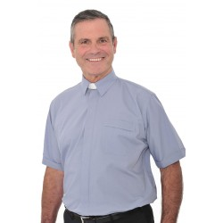 Clergy Shirt - short sleeve...