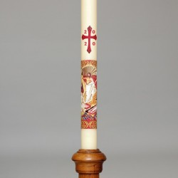 Paschal Candle Application...