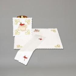 Altar linen set 12324  - 1