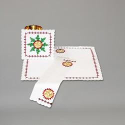 Altar linen set 12330