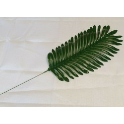 "20"" Green Artificial Palm Branch"