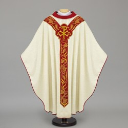 Gothic Chasuble 5193 - Cream