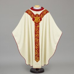 Gothic Chasuble 5190 - Cream