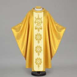 Gothic Chasuble 4416 - Gold