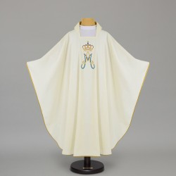 Marian Gothic Chasuble...