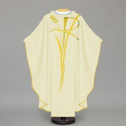 Gothic Chasuble 12444 - Cream