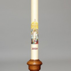Paschal Candle with...