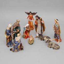 "11 Element Nativity Set 12""..."