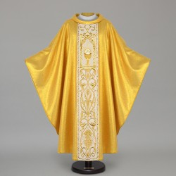 Gothic Chasuble 12534 - Gold