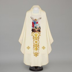 Gothic Chasuble 12538 - Cream