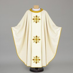 Gothic Chasuble 4249 - Cream