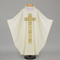 Gothic Chasuble 4271 - Cream