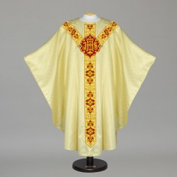 Gothic Chasuble 12547 - Gold