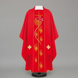 Gothic Chasuble 12548 - Red