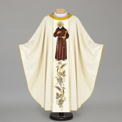 Gothic Chasuble 12549 - Cream