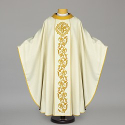 Gothic Chasuble 12559 - Cream