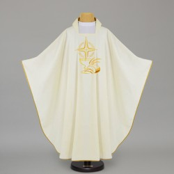 Gothic Chasuble 12561 - Cream