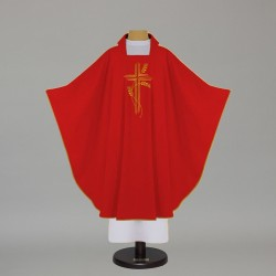Gothic Chasuble 5126 - Red