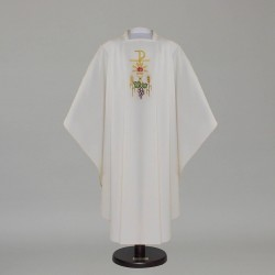 Gothic Chasuble 12570 - Cream