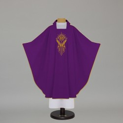 Gothic Chasuble 5124 - Purple