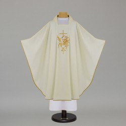 Gothic Chasuble 5185 - Cream