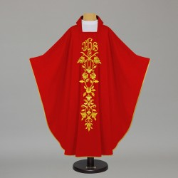Gothic Chasuble 12581 - Red