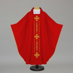 Gothic Chasuble 6499 - Red