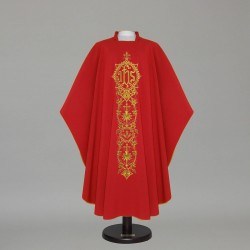 Gothic Chasuble 12590 - Red