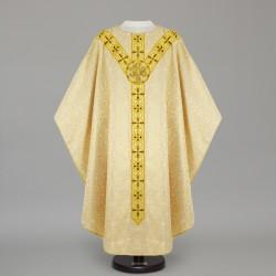 Gothic Chasuble 12616 - Cream