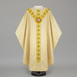Gothic Chasuble 12617 - Cream