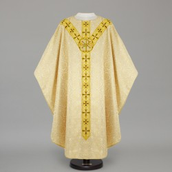 Gothic Chasuble 12618 - Cream