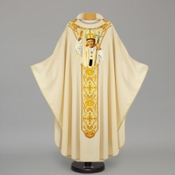 Gothic Chasuble 12621 - Cream