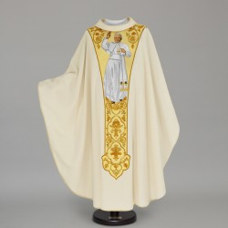 Gothic Chasuble 12623 - Cream