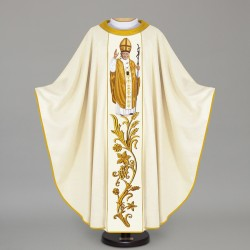 Gothic Chasuble 12626 - Cream