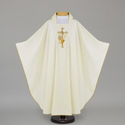 Gothic Chasuble 12633 - Cream