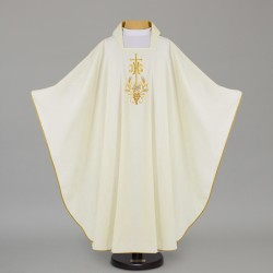 Gothic Chasuble 12634 - Cream