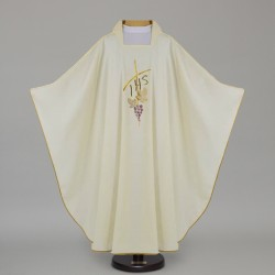 Gothic Chasuble 12638 - Cream